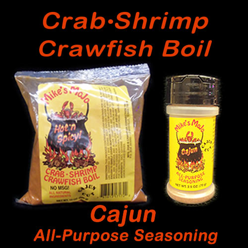 Crawfish Boil, Cajun Seasoning, Crawfish Boil Seasoning, Shrimp Boil, Cajun Crawfish Boil, Mikes Mojo, Mikes Mojo Seasonng, Seafood Seasoning
